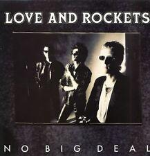 Love & Rockets No Big Deal 2 mixes US Cd