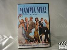 Mamma Mia! (DVD, 2009, Widescreen)