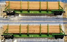 N scale freight cars