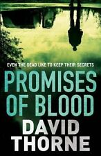 Promises of Blood (Daniel Connell)-ExLibrary