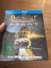 Die Legende Von Beowulf Blu-ray Steelbook Verschweißt