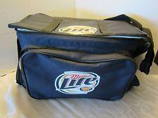 """Miller lite beer cooler travel wheels SOFT PACK 24""""W X 12""""T HANDLES & SHOULDER"""