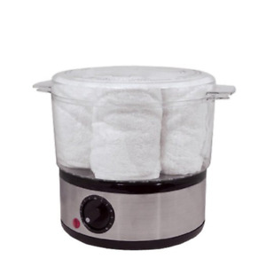calentador de toallitas calienta toallas para spa salon casa 6 Towels Nuevo