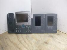 Cisco IP Phone 7975 PoE w/ x2 Expansion Modules@
