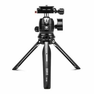 Sirui 3T-15K Profi-Ministativ Aluminium Black with Ball Head - 3T-Serie