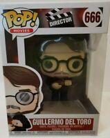 Funko Pop Movies: Director - Guillermo Del Toro  # 666 Vinyl Figure