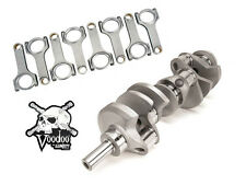 LUNATI VOODOO 70640001K7 CRANK & ROD KIT 351 SBF FORD CRANKSHAFT 4.000 STROKE