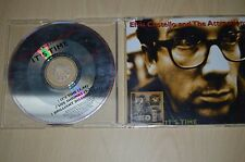 Elvis Costello And The Attractions – It's Time. WO348CD CD-Single
