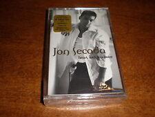Jon Secada  CASSETTE Heart Soul & A Voice NEW