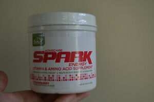 AdvoCare Spark Canister 42 Servings Vitamin Amino Acid Supplement STRAWBERRY
