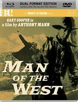 Man of the West (1958) [Masters of Cinema] Dual Format (Blu-ray and DVD)