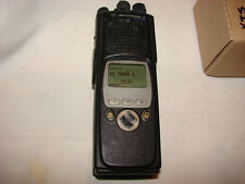 MOTOROLA XTS5000  XTS 5000 700-800 MHz radio  W/New Public Safety Speaker Mic