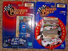 Jeff Gordon Winners Circle Lifetime 2 car Asst. 1:64 1999 Chevy OUTBACK / Pepsi