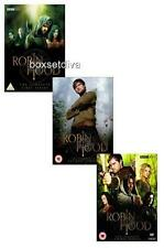 ROBIN HOOD  - COMPLETE COLLECTION SEASONS 1 2 & 3  ** BRAND NEW DVDS****