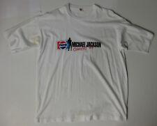 Michael Jackson Concert '88 Promo Only T-Shirt Bad Tour Pepsi Vg+ Xxl