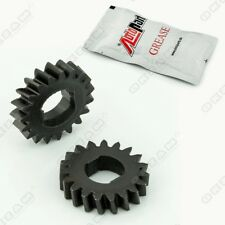 2x COG Repair For SUNROOF MOTOR DRIVE GEAR FOR BMW 3 Series E36