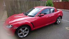 Mazda rx8 low milage spares or repair 1.3 192hp