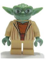 Lego Yoda Star Wars Minifigure Minifig Grey Hair 8018 7964