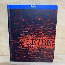 Se7en Digibook (Blu-Ray)