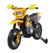 HOMCOM Moto Eléctrica Infantil Batería Recargable Niños 3 Años Cargador 2.5km/h