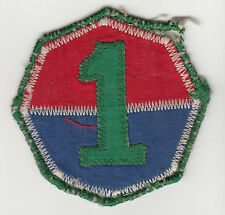 Wartime Korean 1st Capital Division Patch
