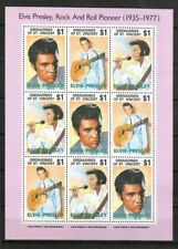 Saint Vincent Grenadines Stamp - Elvis Presley Stamp - NH