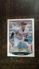 2013 Bowman Manny Machado Baltimore Orioles #215 Baseball Card