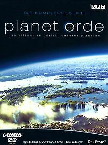 Planet Erde - Die komplette Serie (6 DVDs inkl. Bonus-Dis... | DVD | Zustand gut