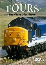 Fours - The Class 37/4 Story