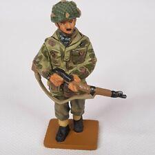 Del Prado - UK-1944 Sgt. Airborne troops (Arnhem) - Painted Lead Soldier