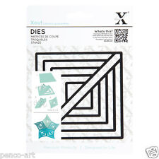X cut die snowflake Use Xcut Sizzix big shot eBosser etc machines