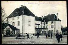 71  ROMENAY  ancien chateau des evéques ecoles communales    ( 565 )