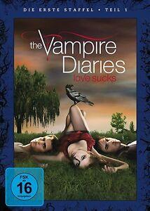VAMPIRE DIARIES Staffel 1.1 (Ep.1-10, 2 DVDs) OVP