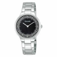 Pulsar Ladies Swarovski Stainless Steel Watch  PM2091X1-PNP