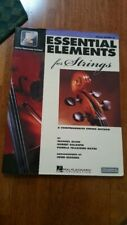 Essential Elements for Cello, Bk.2