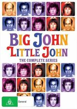 Big John Little John: The Complete Series (DVD, 2-Disc Set) Region 4  New/Sealed