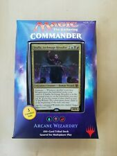 Magic The Gathering Commander 2017 Deck: Arcane Wizardry