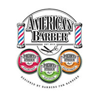 AMERICAN BARBER Hair Styling & Care Products / Paste - Clay - Pomade CHOOSE ONE