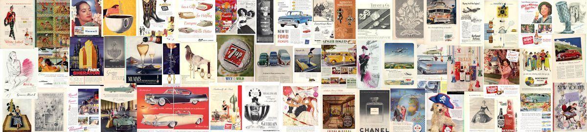 AD 'em up - Vintage Advertisements