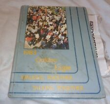 1983 EL SEGUNDO HIGH SCHOOL YEARBOOK ANNUAL, CALIFORNIA ESHS GOLDEN EAGLE