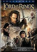Lord Of The Rings The Return Of The King Full Screen Dvd Disc Only