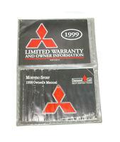 1999 Mitsubishi Montero Factory Original Owners Manual Portfolio #7