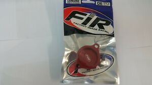 FACTORY IMAGE RACING RED OIL FILTER COVER 2010-2017 HONDA CRF 250 R CRF250