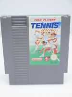 Nintendo NES Spiel -  Four Players Tennis - nur Modul | PAL | gut