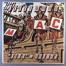 fleetwood Mac - Live in Boston - WHITE VINYL - Impact IMLP4.00129 Ex Condition