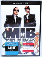 Tv Shows Men In Black - The Animated Series - Season 1 (Dvd, 2012) New Sealed