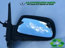 Toyota Yaris 00-04 Manual Wing Mirror Driver Side O/S (Breaking For Spare Parts)