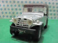 Vintage -FIAT CAMPAGNOLA  Club Italiano Fuoristrada  -1/25 Barlux Techno Giodi