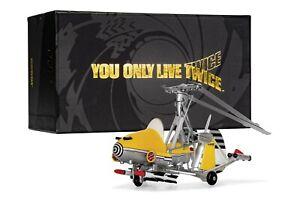 Corgi 1:36 James Bond Gyrocopter 'Little Nellie'-'You Only Live Twice' - CC04604
