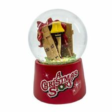 A Christmas Story Musical Leg Lamp Water Globe Holiday Leg Lamp Fragile Gift